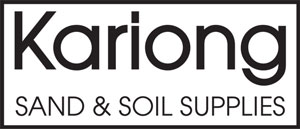 Kariong Sand & Soil Supplies Logo